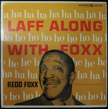 "RED FOXX ""Laff Along"" Dooto 832 Comedy Sealed Mono"