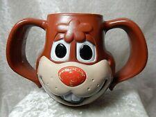 Nestle Quik Cup Plastic Vintage