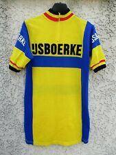 Maillot cycliste IJSBOERKE vintage cycling shirt jersey trikot oldschool 2 S