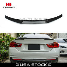 For BMW 4 series F36 Carbon Fiber Rear Deck Spoiler (fits Gran Coupe only)
