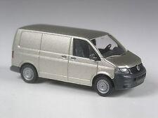 TOP: Wiking Werbemodell VW T5 Kasten Sonderfarbe champagner metallic