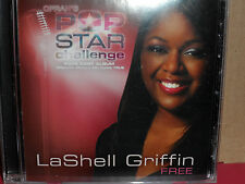 LaShell Griffin - Free PROMO CD Single Mint Condition R&B 2 Mixes w/ & w/o Choir