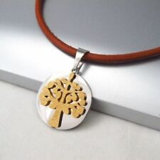 Charm Holiday Round Costume Necklaces & Pendants