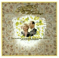 VINTAGE CLASSICS - Sierra Leone Prince Edward Wedding - Souvenir Sheet - MNH