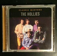 The Hollies - Classic Masters CD 24 bit digitally remastered Original Recordings