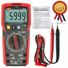 Uni T Ut89xd Digital Multimeter Led Test Temperature Test True Rms 1m Dro