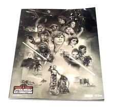 NEW Star Wars 2017 Celebration Exclusive Program Guide Book