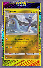 🌈Draco Reverse - SL1:Soleil et Lune - 95/149 - Carte Pokemon Neuve Française