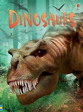 Dinosaurs by Stephanie Turnbull, Book, New (Hardback) Usborne Beginners