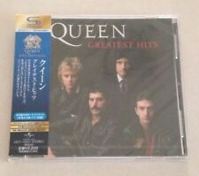 "QUEEN ""GREATEST HITS"" JAPAN SHM-CD JEWEL CASE 2011 *SEALED*"