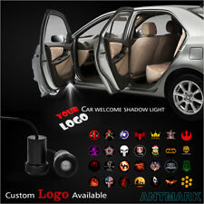 Car Door Welcome Customize Your Logo Projector Courtesy Ghost Shadow LED Lights