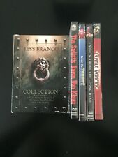 JESS FRANCO DVD COLLECTION: FEMALE VAMPIRE A VIRGIN AMONG THE LIVING DEAD & MORE