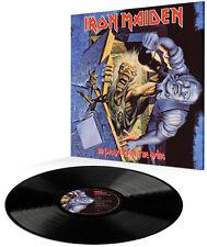 Iron Maiden Reissue 33RPM Speed Metal LP Records