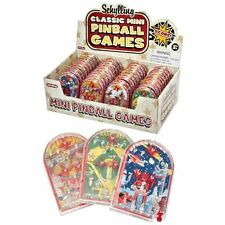 Mini Pinball Game - Sold Individually in Assorted Designs - Fun Pocket Money Toy