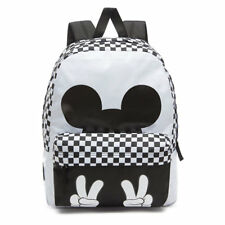 79528fe441 VANS x DISNEY Mickey Mouse Realm Backpack (NEW) Checkerboard Checkers FREE  SHIP