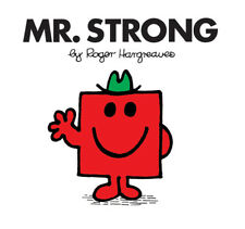 MR STRONG - Vol 26 - Mr Men Story Book - Mr Men Library - NEW
