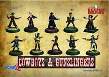 Reaper Miniatures 10035: Cowboys & Gunslingers - Box Sets Set