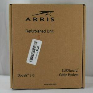 ARRIS SURFboard SB6183 DOCSIS 3.0 Cable Modem Refurbished Internet Box White