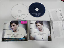 ENRIQUE IGLESIAS GREATEST HITS CD + DVD CHINA EDITION PROMO PROMOTIONAL UNIQUE