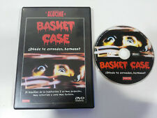 BASKET CASE FRANK HENENLOTTER DVD + EXTRAS TERROR HORROR ESPAÑOL ENGLISH