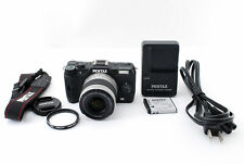 Pentax Q10 12.4 MP Digital Camera w/02 5-15 F/2.8-4.5 ED AL  lens kit [Exc+++]