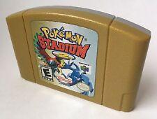 Nintendo 64 N64 Pokemon Stadium 2 Video Game Cartridge