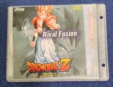 Dragonball Z Rival Fusion Movie