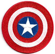 Captain America Schild - Uniform Patch Aufnäher - Movie