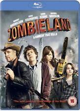 ZOMBIELAND - Woody Harrelson Horror *BRAND NEW BLU-RAY*