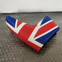1pc New UK Flag Putter Cover Blade Golf Headcover For Odyssey Taylormade Ping