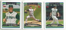 Tampa Bay Devil Rays 2006 Topps 19-card  Baseball Team Set  Rocco Baldelli