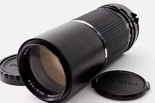 N MINT MAMIYA SEKOR C 300mm F5.6  Lens for 645 pro TL Super From Japan 164937