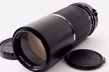 NEAR MINT MAMIYA SEKOR ULD C 300mm F5.6 N Lens for 645 pro TL Super jp 164937