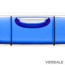 Wasserwaage Libelle blau 40 x 10mm zylindrisch Präzisions Waage Zylinder