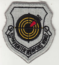 Wartime 57th Fighter Weapons School Patch