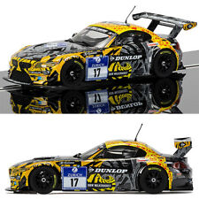 SCALEXTRIC Slot Car C3847 BMW Z4 GT3, 17, 24h Nurburgring 2015