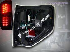 2009-2013 FORD F150 F-150 XL/XLT/STX/FX4/FX2 LED TAIL LIGHTS BLACK