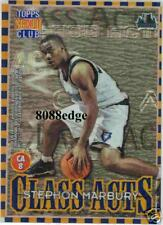 1996-97 STADIUM CLASS ACTS REFRACTOR: STEPHON MARBURY/KENNY ANDERSON 1:96 PACKS