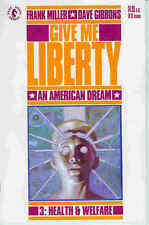 Give ME LIBERTY # 3 (of 4) (Frank Miller, Dave Gibbons) (USA, 1990)