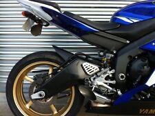 Pipa Werx Yamaha R6 2006 En Adelante 07 08 2-Slash Corte configuración de carrera Gp de escape puede