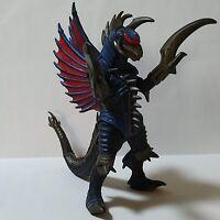"Gigan Gaigan Gojira Godzilla Kaiju Monster 2005 Bandai Vinyl figure 6.7"""