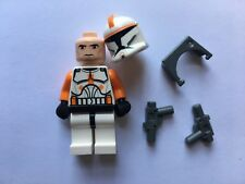 STAR WARS LEGO MINI FIGURE AUTHENTIC COMMANDER CODY CLONE WAR GUNSHIP SET 7959@@