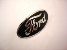 Ford Radiator Shell Emblem Black 1932 Car & 1932 - 1935 Pick Up