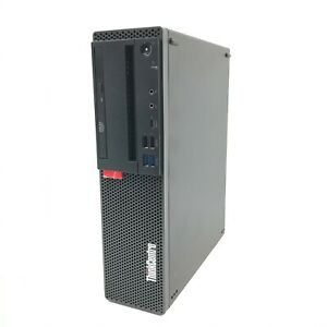 Lenovo ThinkCentre M720s PC i5-8400 CPU @ 2.80GHz 16GB DDR4 500GB HDD