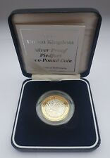 1997 Royal Mint Silver Proof Piedfort £2 Coin