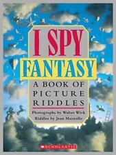 I Spy Fantasy: A Book of Picture Riddles: By Marzollo, Jean