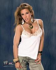 Brand New WWE throwback  Mickie James  studio 8x10 PHOTO  Divas Womens