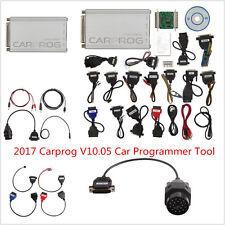 ECU Carprog V10.05 Carprog Programmer Full Newest Version All 21 Items Adapters