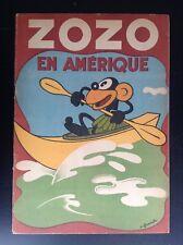 Zozo en Amérique  Franchi René Touret TRES BON ETAT