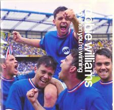 CD - Robbie Williams - Sing When You're Winning - A5471 - booklett
